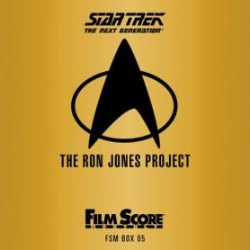 STAR TREK: THE NEXT GENERATION: THE RON JONES PROJECT