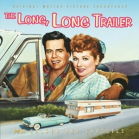THE LONG, LONG TRAILER / FOREVER, DARLING