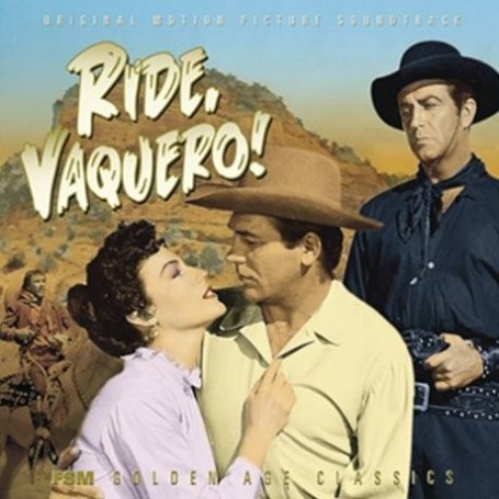 RIDE VAQUERO! / THE OUTRIDERS