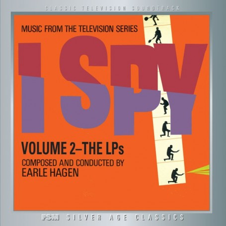 I SPY (VOLUME 2) – THE Lps