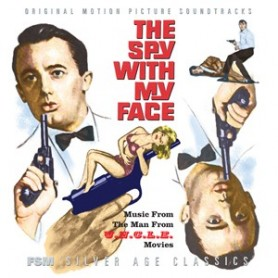 THE SPY WITH MY FACE: THE MAN FROM U.N.C.L.E. MOVIES