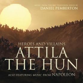 HEROES AND VILLAINS: ATTILA THE HUN / NAPOLEON