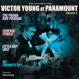 VICTOR YOUNG AT PARAMOUNT VOLUME 2