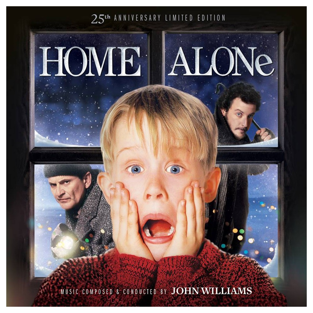 Home Alone (25th Anniversary) | John WILLIAMS | CD