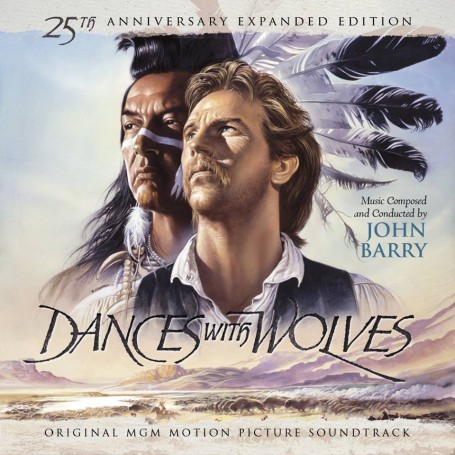 DANCES WITH WOLVES (25th ANNIVERSARY - EXPANDED)