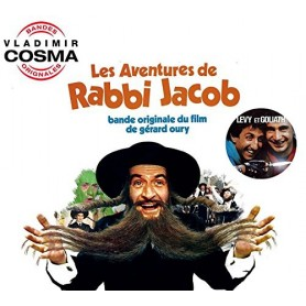LES AVENTURES DE RABBI JACOB / LEVY ET GOLIATH
