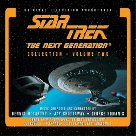 STAR TREK THE NEXT GENERATION VOLUME 2