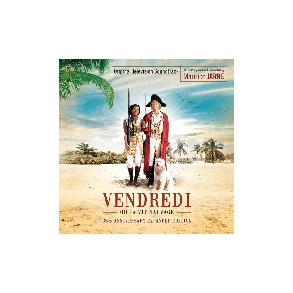 Vendredi Ou La Vie Sauvage 35th Anniversary