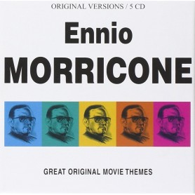 ENNIO MORRICONE GREAT ORIGINAL MOVIE THEMES