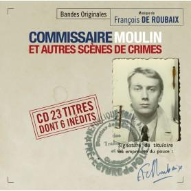COMMISSAIRE MOULIN ET AUTRES SCÈNES DE CRIMES
