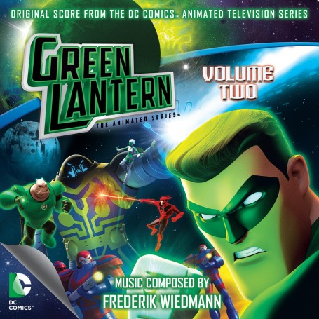 GREEN LANTERN: THE ANIMATED SERIES: VOL 2