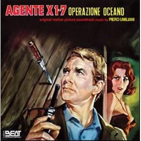 AGENTE X1-7 OPERAZIONE OCEANO