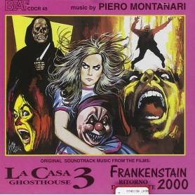 LA CASA 3 / FRANKENSTEIN 2000