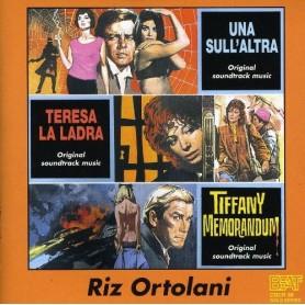 TIFFANY MEMORANDUM / UNA SULL' ALTRA / TERESA LA LADRA