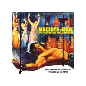 MACISTE L'EROE PIÙ GRANDE DEL MONDO