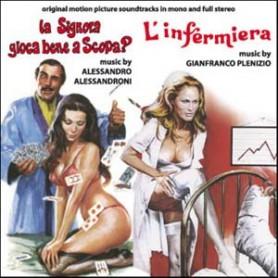 LA SIGNORA GIOCA BENE A SCOPA? / L'INFERMIERA