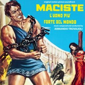 MACISTE L'UOMO PIU FORTE DEL MONDO