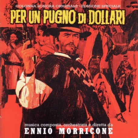 per un pugno di dollari cd