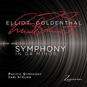 ELLIOT GOLDENTHAL: SYMPHONY IN G MINOR