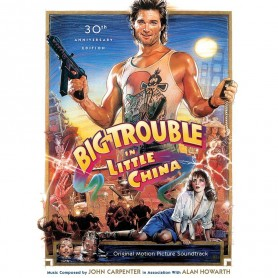 BIG TROUBLE IN LITTLE CHINA (30TH ANNIVERSARY EDITION)