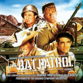 THE RAT PATROL - Volume 2