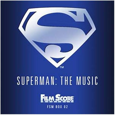 SUPERMAN: THE MUSIC (1978-1988)
