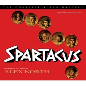 SPARTACUS (THE COMPLETE ALBUM MASTERS)