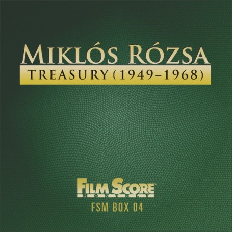 MIKLOS ROZSA TREASURY (1949-1968)