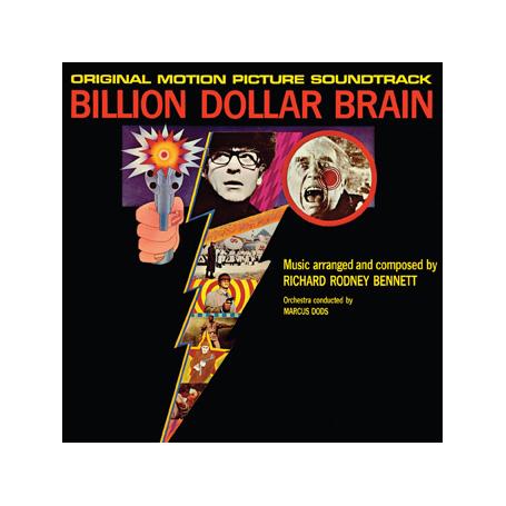 BILLION DOLLAR BRAIN / THE FINAL OPTION