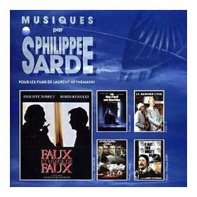 MUSIQUES PAR PHILIPPE SARDE POUR LES FILMS DE LAURENT HEYNEMANN