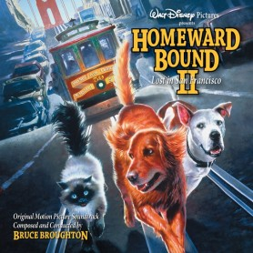 HOMEWARD BOUND II: LOST IN SAN FRANCISCO (EXPANDED)