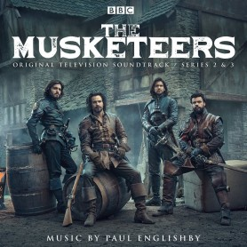 THE MUSKETEERS (SERIES 2 & 3)
