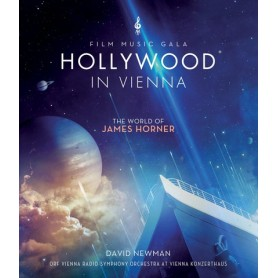 HOLLYWOOD IN VIENNA: THE WORLD OF JAMES HORNER (Blu-ray)