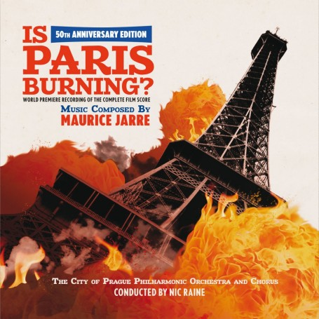 IS PARIS BURNING? (RE-RECORDING)