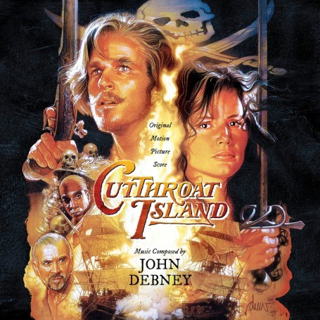 CUTTHROAT ISLAND (REISSUE)