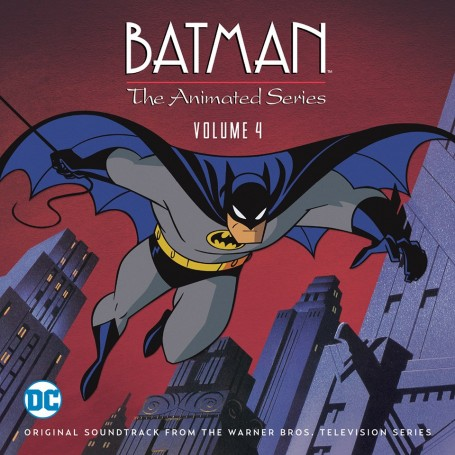 BATMAN: THE ANIMATED SERIES: VOL. 4