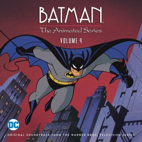 BATMAN: THE ANIMATED SERIES: VOL. 4 | Shirley WALKER | CD | 450 x 450 jpeg 170kB