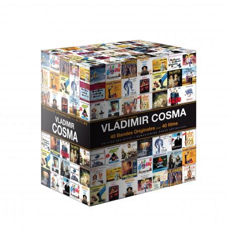 VLADIMIR COSMA – 40 BANDES ORIGINALES POUR 40 FILMS