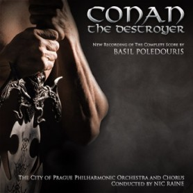 CONAN THE DESTROYER (RE-RECORDING COMPLETE SCORE)
