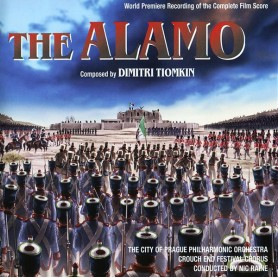 THE ALAMO (RE-RECORDING COMPLETE SCORE)