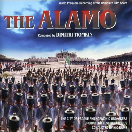 THE ALAMO (COMPLETE SCORE)