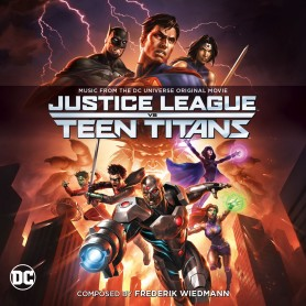 JUSTICE LEAGUE VS TEEN TITANS / BATMAN BAD BLOOD
