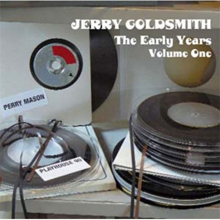 JERRY GOLDSMITH - THE EARLY YEARS (VOL.1)
