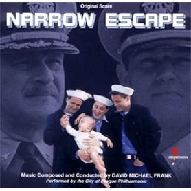 NARROW ESCAPE (1000 MEN AND A BABY)