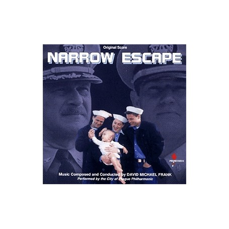 NARROW ESCAPE (1000 MEN AND A BABY)