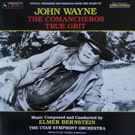 JOHN WAYNE: THE COMANCHEROS / TRUE GRIT