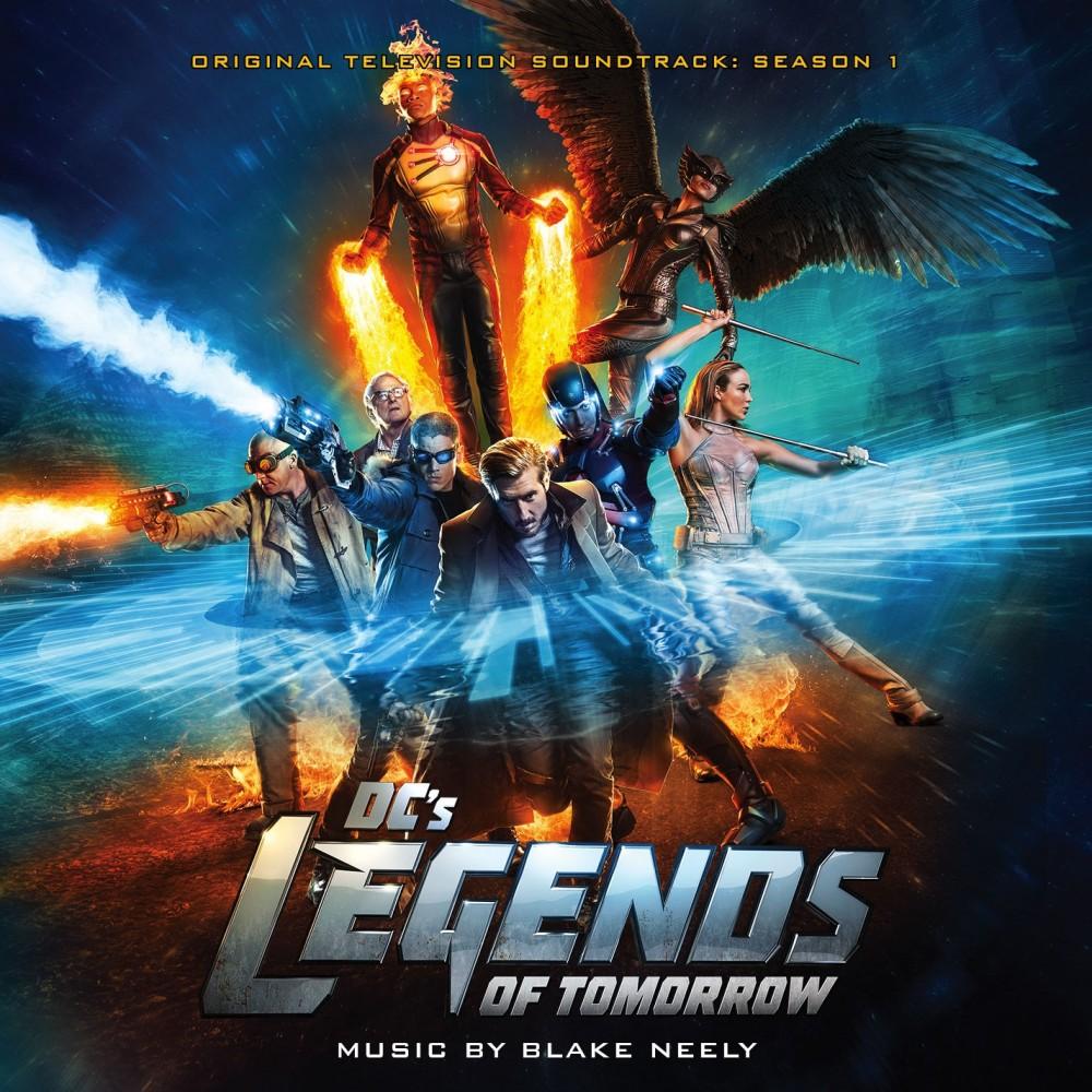 Legends Of Tomorrow Besetzung