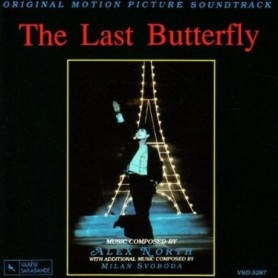 THE LAST BUTTERFLY