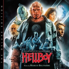 HELLBOY (THE DELUXE EDITION)