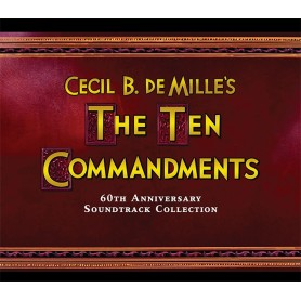 THE TEN COMMANDMENTS (60TH ANNIVERSARY SOUNDTRACK COLLECTION)